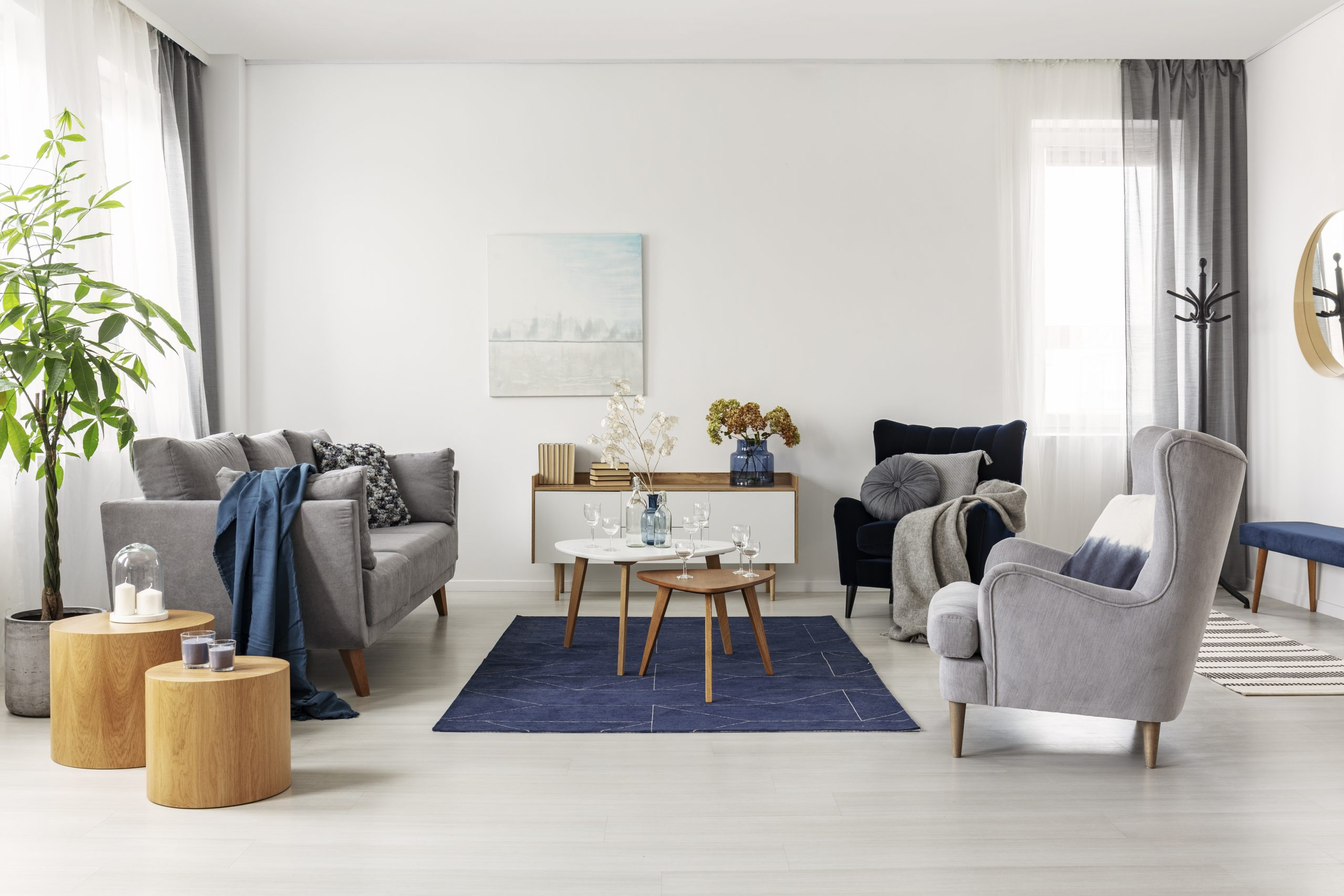 Immobilie mit Home Staging